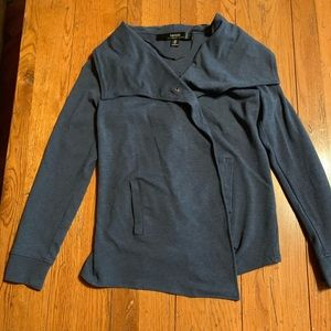 Kensie jacket. Blue. Size small.